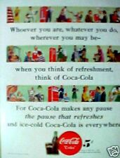 1948 Coca-Cola Soda Fountain Coke Machines Pop Art Ad