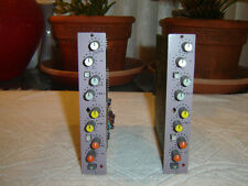 Sony Parametric Equalizer Modules, Two Units, Eq, Rare Vintage Rack
