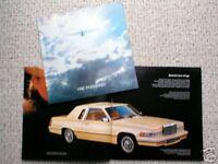 1980 Ford THUNDERBIRD T-BIRD Dealer Sales Brochure, '80