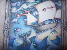 BILLY SPRAGUE tee XL Wind & Waves lyrics T shirt 1993 Christian rock