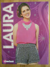Laura Marano, Little Mix, Double Sided Full Page Pinup