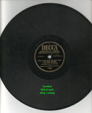 """ANDREW SISTERS """"I've just got to get out of the Habit/bloved"""" DECCA 78RPM Record"""