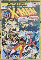 Uncanny X-Men #94, GD+ 2.5, 2nd App New X-Men; 1st Written by Chris Claremont