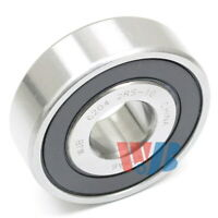 """Ball Bearing WJB 6204-2RS-10 With 2 Rubber Seals 5/8"""" Bore 15.875x47x14mm"""