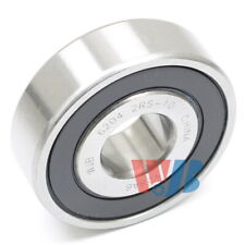 Ball Bearing WJB 6204-2RS-10 With 2 Rubber Seals 5/8