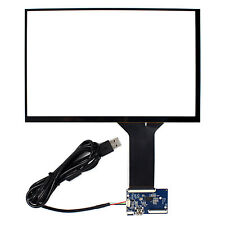 """10.1"""" Capacitive Tocuh Panel 227mmx147mm for 16:10 1280x800 1920x1200 LCD Screen"""