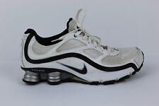 VTG 2009 Nike Shox Turbo 9 White Black Silver Mens Sz. 12 366410-004 427ecb7eb