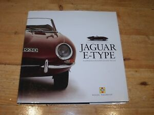 Jaguar E-Type - Haynes Great Marques by Nigel Thorley