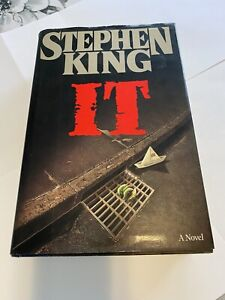 Stephen King, It, First Edition