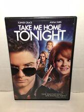 Take Me Home Tonight DVD Used