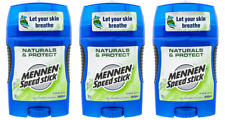 Mennen Speed Stick Fresh stick Antiperspirant Deodorant Natural Protect 3 x 50g