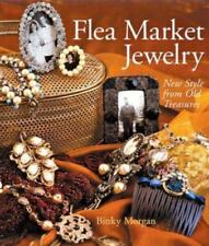 Flea Market Jewelry New Style from Old Treasure Repurpose Redesign Recycle Craft