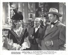 """William Elliott, Ruth Donnelly, """"In Old Sacramento"""" 1946,Vintage Movie Still"""