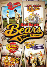 Bad News Bears 4-Movie Collection (DVD,2011)