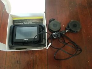 TomTom VIA 1500M SE Automotive GPS receiver with Box and Extras WORKING