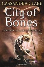 City of Bones / Chroniken der Unterwelt Bd.1 von Cassandra Clare (2017, Klappenbroschur)