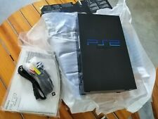 CONSOLE PS2 PLAYSTATION 2 FAT COMPLETA