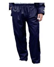 Pantalones y pantalones cortos de acampada de hombre en color principal azul de poliéster