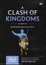 New That The World May Know Faith Lessons #15 CLASH OF KINGDOMS DVD  Vander Laan