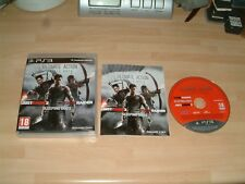 Ultimate AZIONE giusta causa 2 + Sleeping Dogs + TOMB RAIDER PS3 PLAYSTATION 3