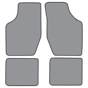 Floor Mat for 1983-1988 Oldsmobile Firenza Cruiser Cutpile 4Pc