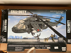Mega Blocks 06858 Call of Duty Ghosts Tactical Helicopter