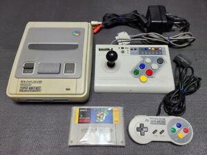 Hyundai Nintendo Super Comboy Game Console Korean Version SFC SNES Super Rare