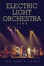 ELECTRIC LIGHT ORCHESTRA: LIVE THE EARLY YEARS   DVD NEW+