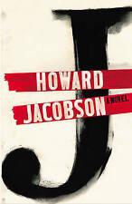 J: A Novel, Jacobson, Howard, Excellent Book