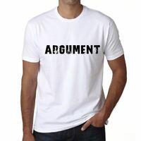Homme T shirt Graphique ImprimÈ Vintage Tee argument