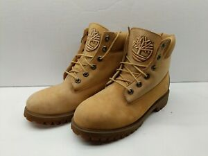Timberland men's waterproof Boots Size 5 Est 1973 on back