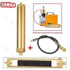 30Mpa Oil-Water Separator Air Filter for PCP Compressor Pump Scuba Diving Tank