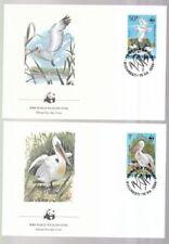 Briefmarken aus Rumänien mit Ersttagsbrief-Erhaltungszustand
