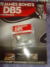 Build your own Aston Martin DB5 1/8th # 50 sealed with magazine