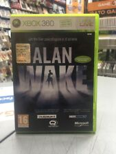 Alan Wake Ita XBox 360 USATO GARANTITO