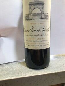 Vin Bordeaux Saint-Julien Léoville-Las-Cases 1994