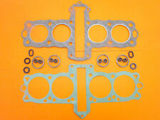 TOP GASKET KAWASAKI Z 400 1980-1984 HEAD BASE TAPPET GASKETS KIT SET 11060 1347
