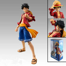 One Piece Movable Straw Hat Monkey D Luffy Action Figure Model Toy Figurine Gift