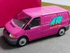 1/43 NZG MB Vito 120 pink Sondermodell