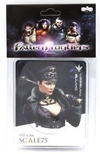 Scale75 Dianne Tianseen (Bust) Sayx Hero Fallen Frontiers Female Lieutenant Nib