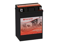 Honda 700CC VF700S Sabre, 1984-1985 Motorcycle battery Replacement by SigmasTek