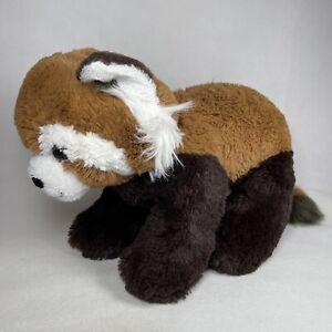 "21"" Build A Bear 2013 Red Panda Plush Soft Toy World Wildlife Foundation WWF"