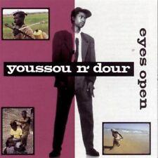 YOUSSOU N'DOUR EYES OPEN CD