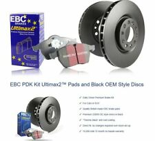 PDKF2258 EBC Front Ultimax Pads & Standard Disc Brake Kit