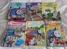 Set of  6 Thomas the Tank Engine Cat-in-the-Hat Readers hardcover books