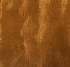 Antique Rich Copper Satin Vintage Fabric 3 Yards