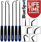 Long Reach Pick And Hook Tool Set O Ring Seal Hose Removal Puller Set 6pc HD Set