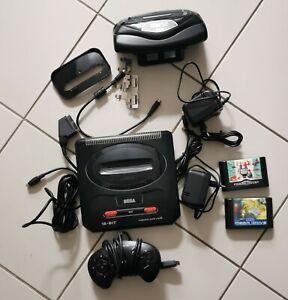 Sega Mega Drive und 32x mit 2 Spielen