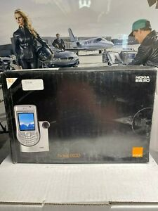 Nokia 6630 Mobile Phone Old Stock Rare Collectors Gsm