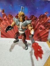 Masters Of The Universe Custom Vintage He-Man MOTU Action Figure w/ Accessories